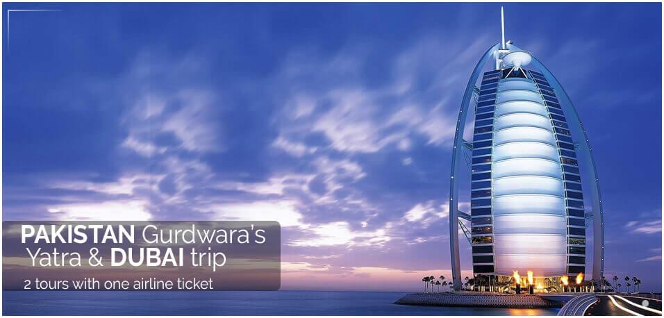 Pakistan Yatra and Dubai Trip